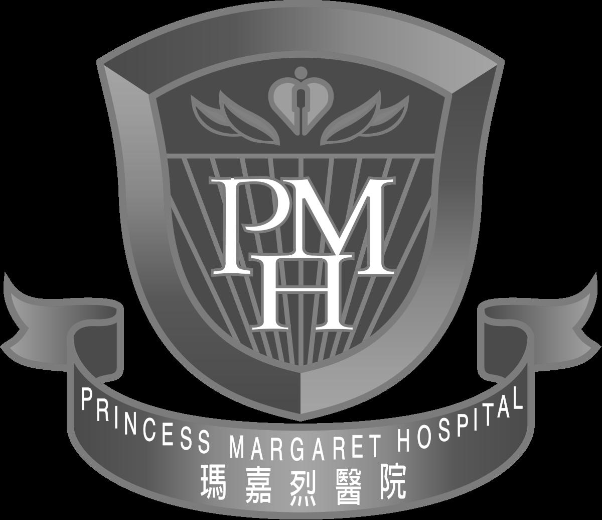 Princess_Margaret_Hospital_logo B&W